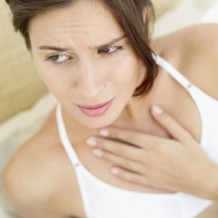 Acid Reflux in the Throat